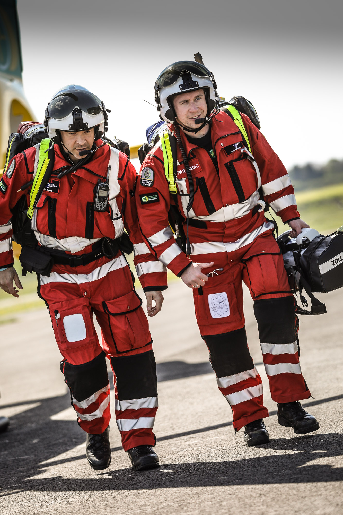 The Critical Care Team Hampshire And Isle Of Wight Air