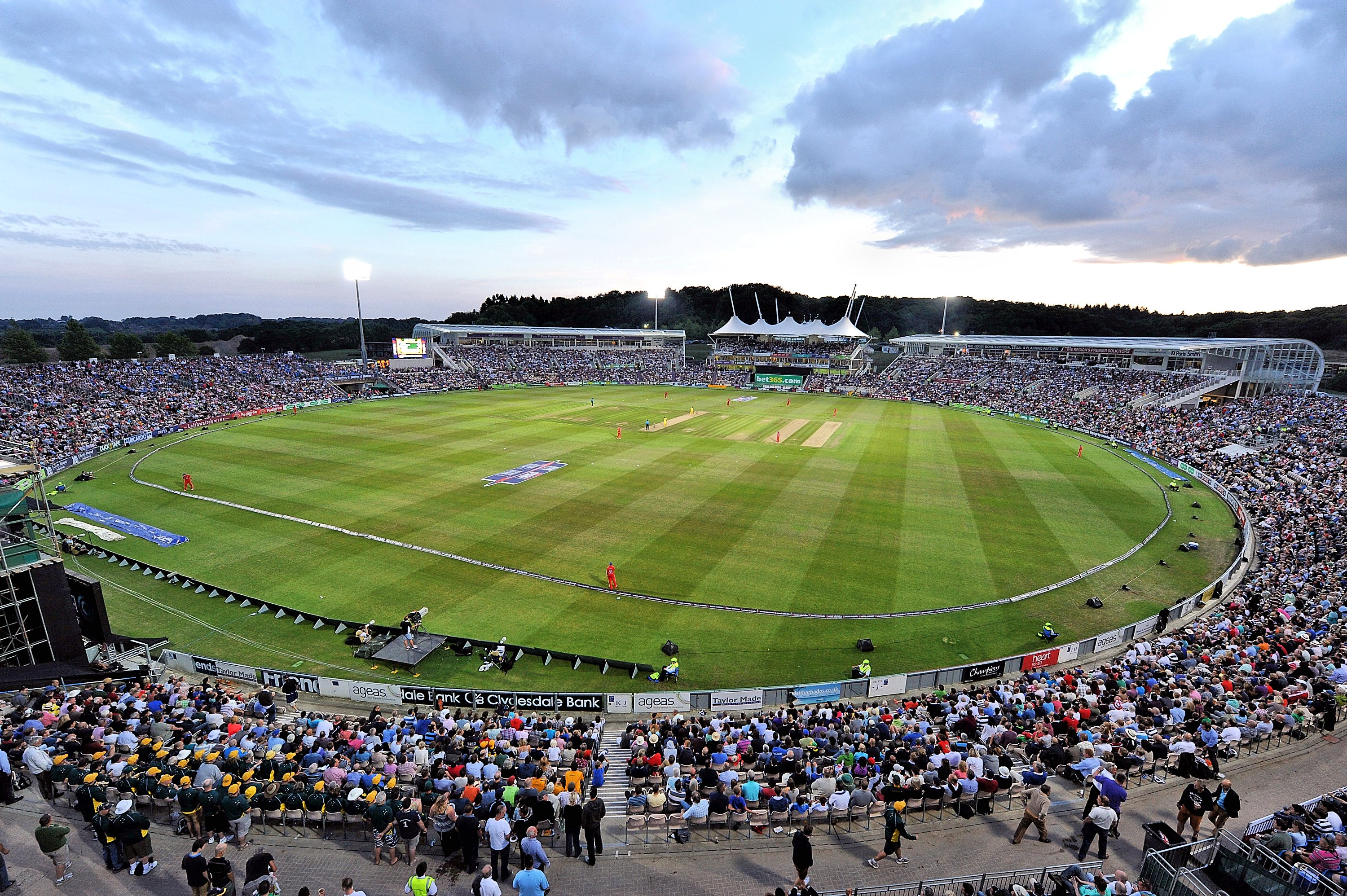 Tickets for odi at the ageas bowl hampshire and isle of wight air
