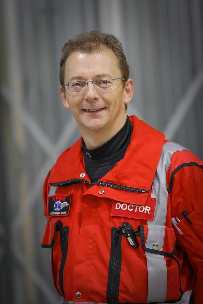 Prof Charles Deakin