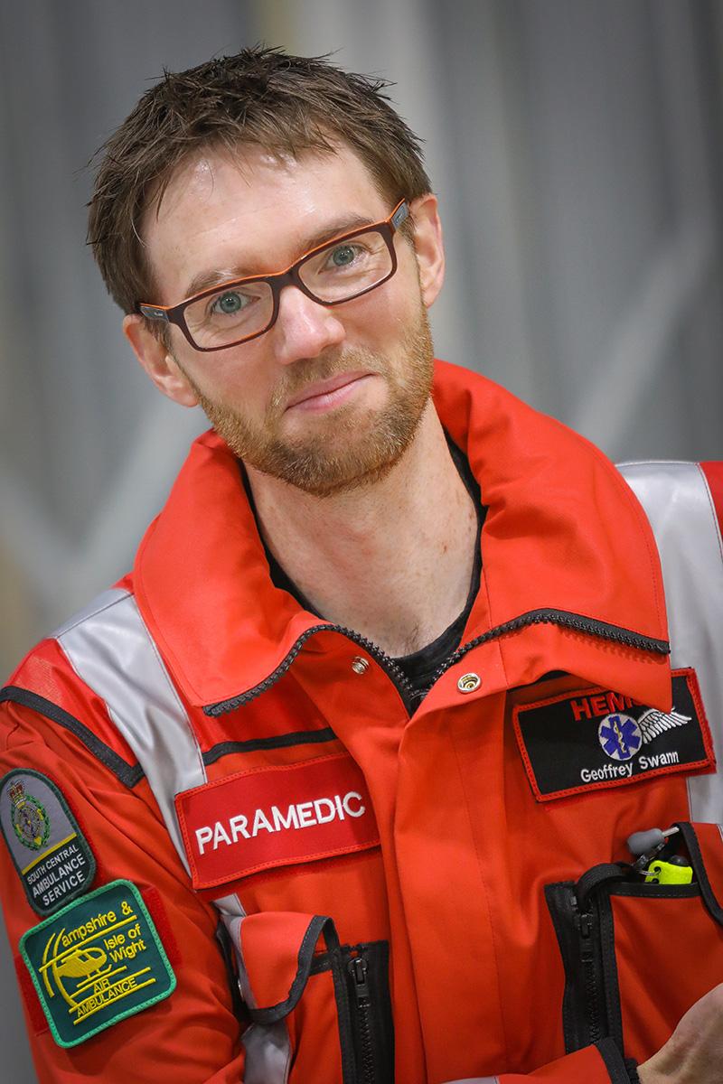 Geoff Swann