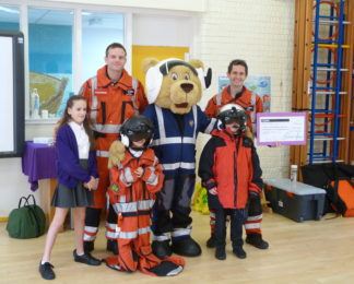 St. Peter's Catholic School raise money for HIOWAA