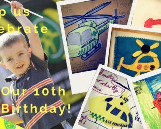 Send us a Birthday card