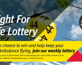 Lottery Draw postponed – Friday 23rd June