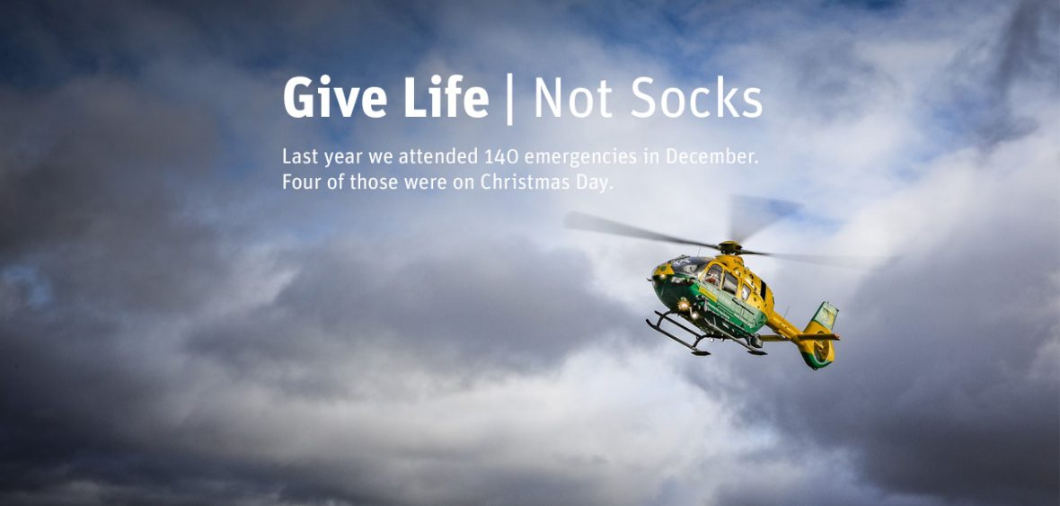 Give Life Not Socks