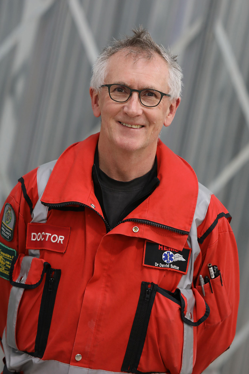 Dr David Sutton