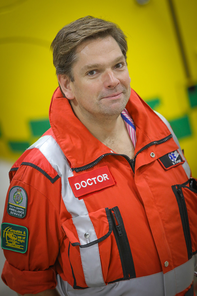 Dr Ewan McMorris