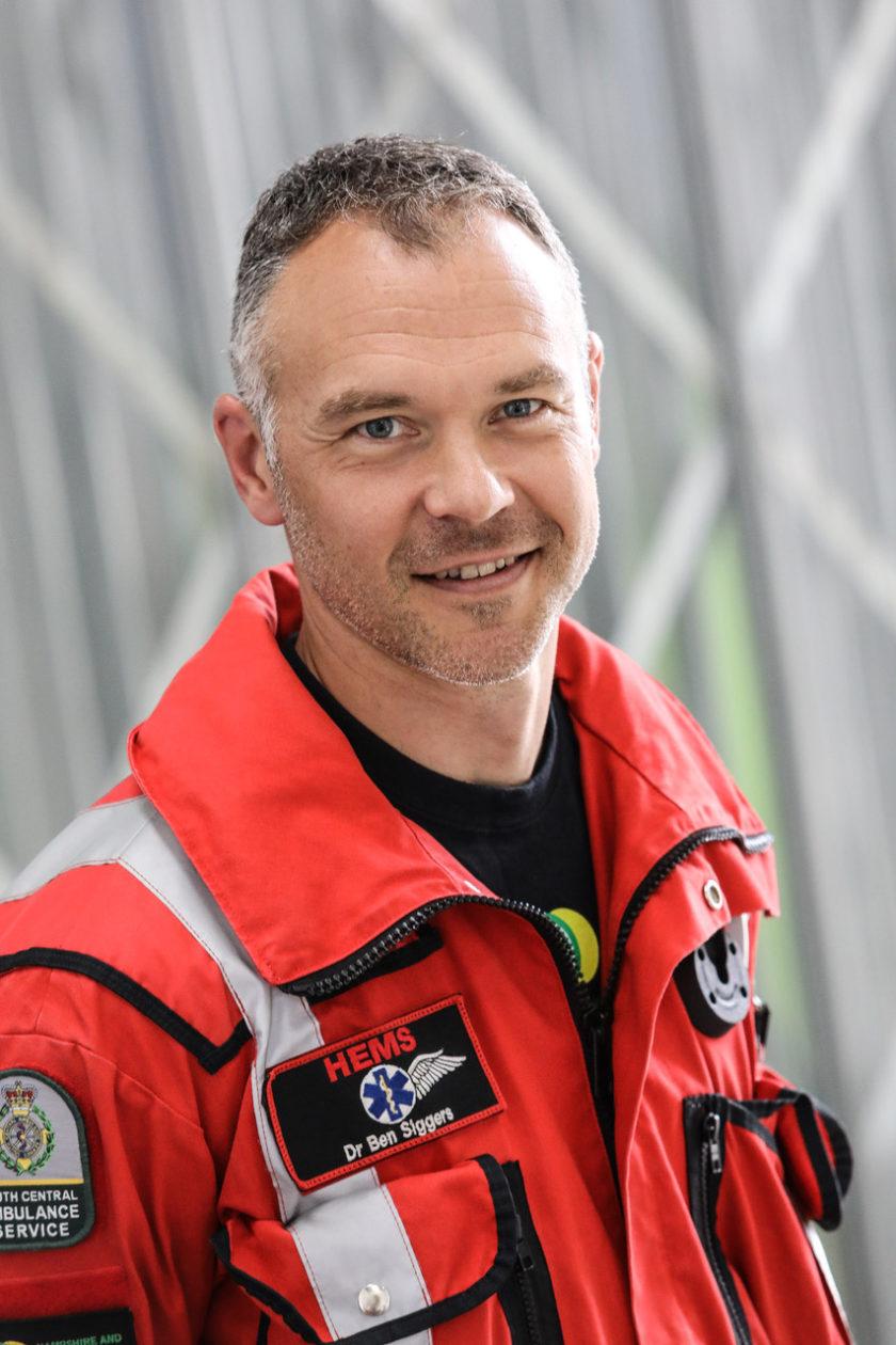 Dr Ben Siggers