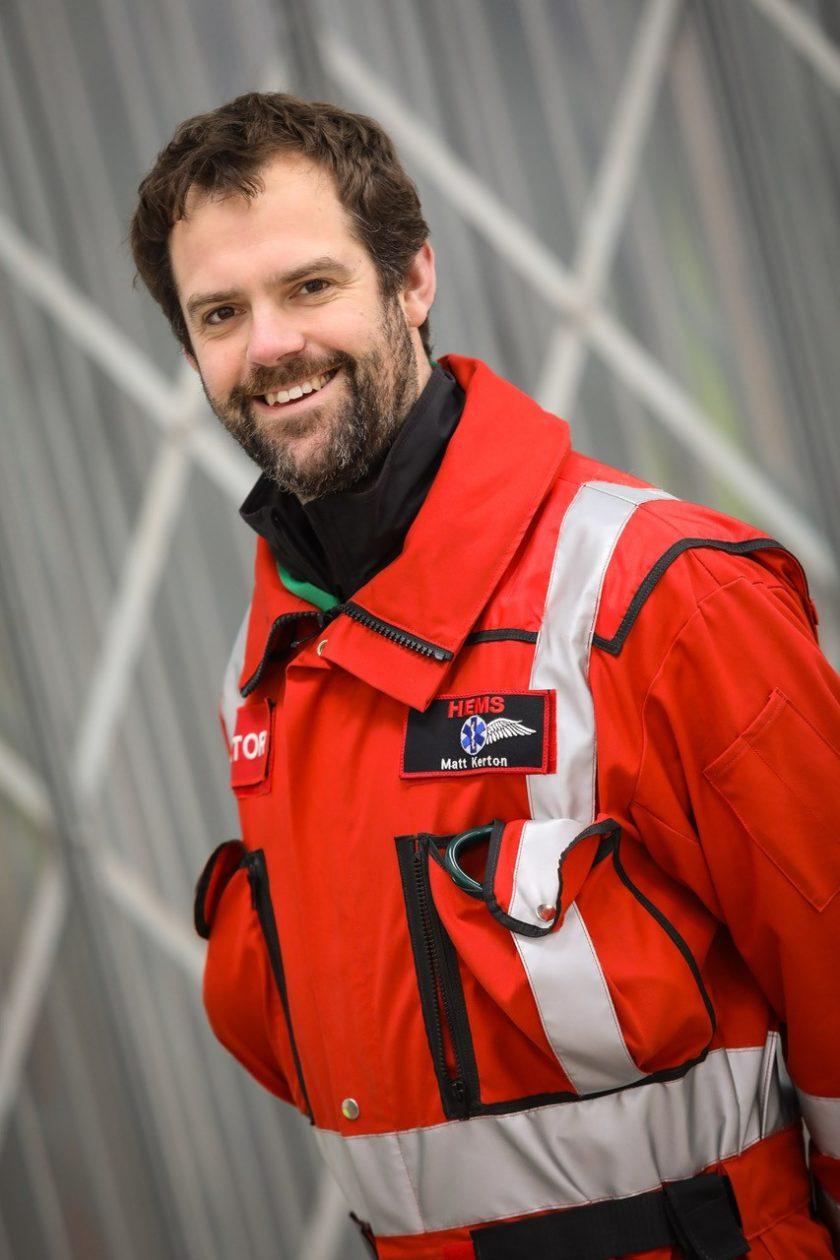 Dr Matt Kerton