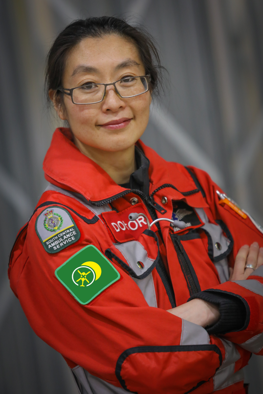 Dr Louisa Chan- Medical Lead