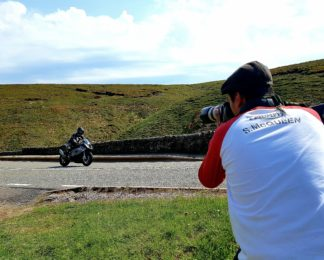 BikerPics raise £350 for Hampshire and Isle of Wight Air Ambulance