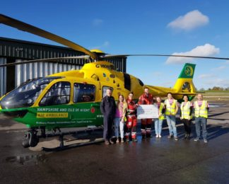 Happy HIOWAA Campers!