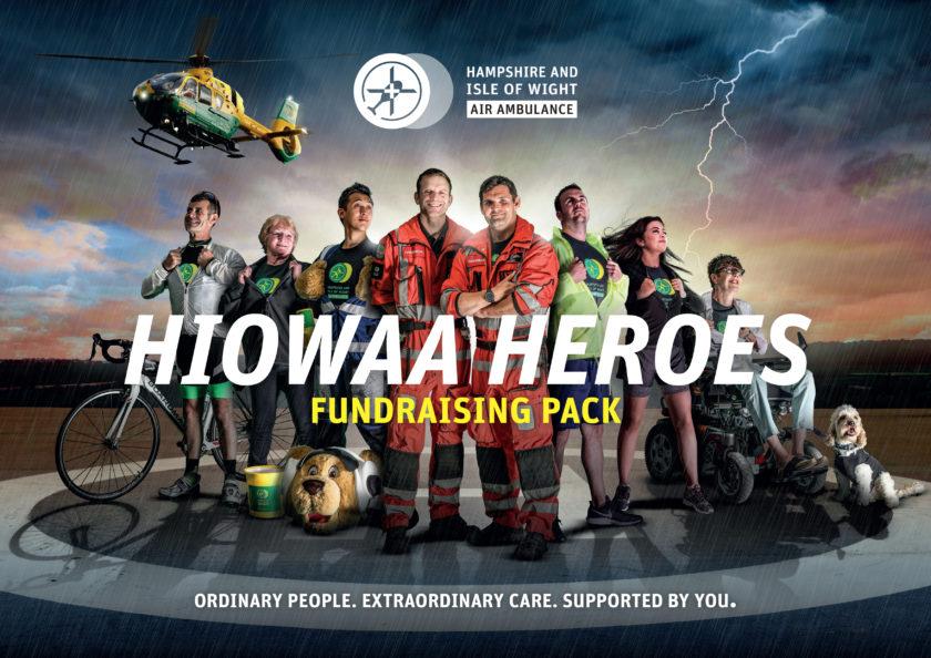 HIOWAA Heroes Fundraising Pack