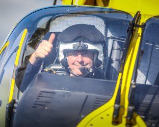 Farewell Pilot Stu!