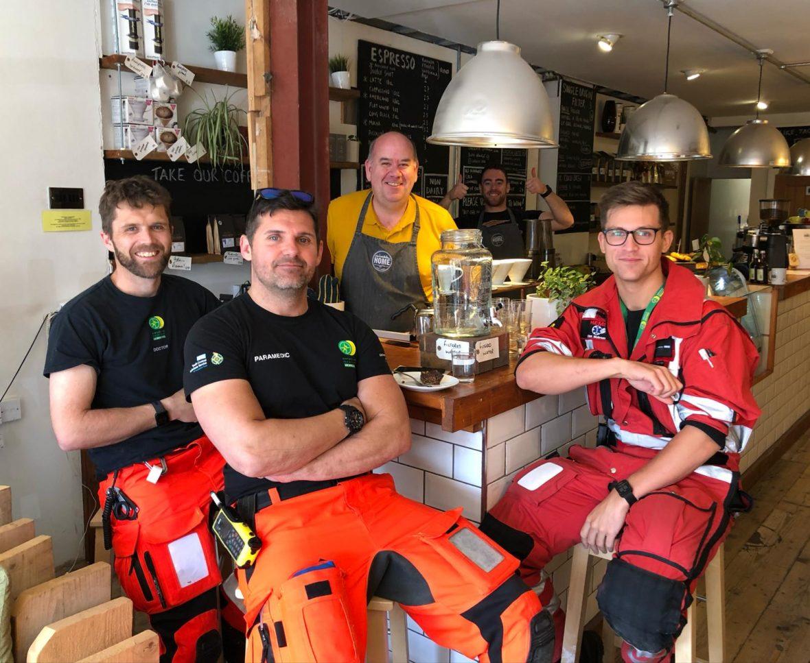 HIOWAA Crew Coffee Network