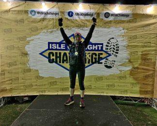 HIOWAA Paramedic runs the Isle of Wight Challenge!