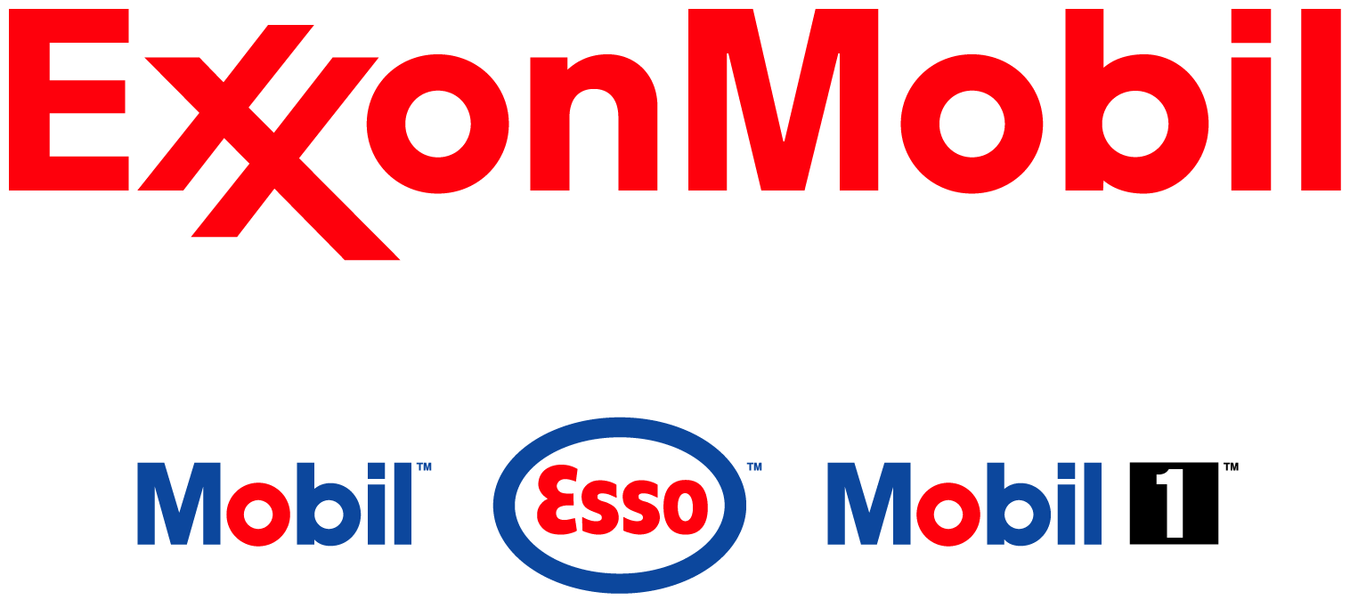Image result for exxonmobil four logos