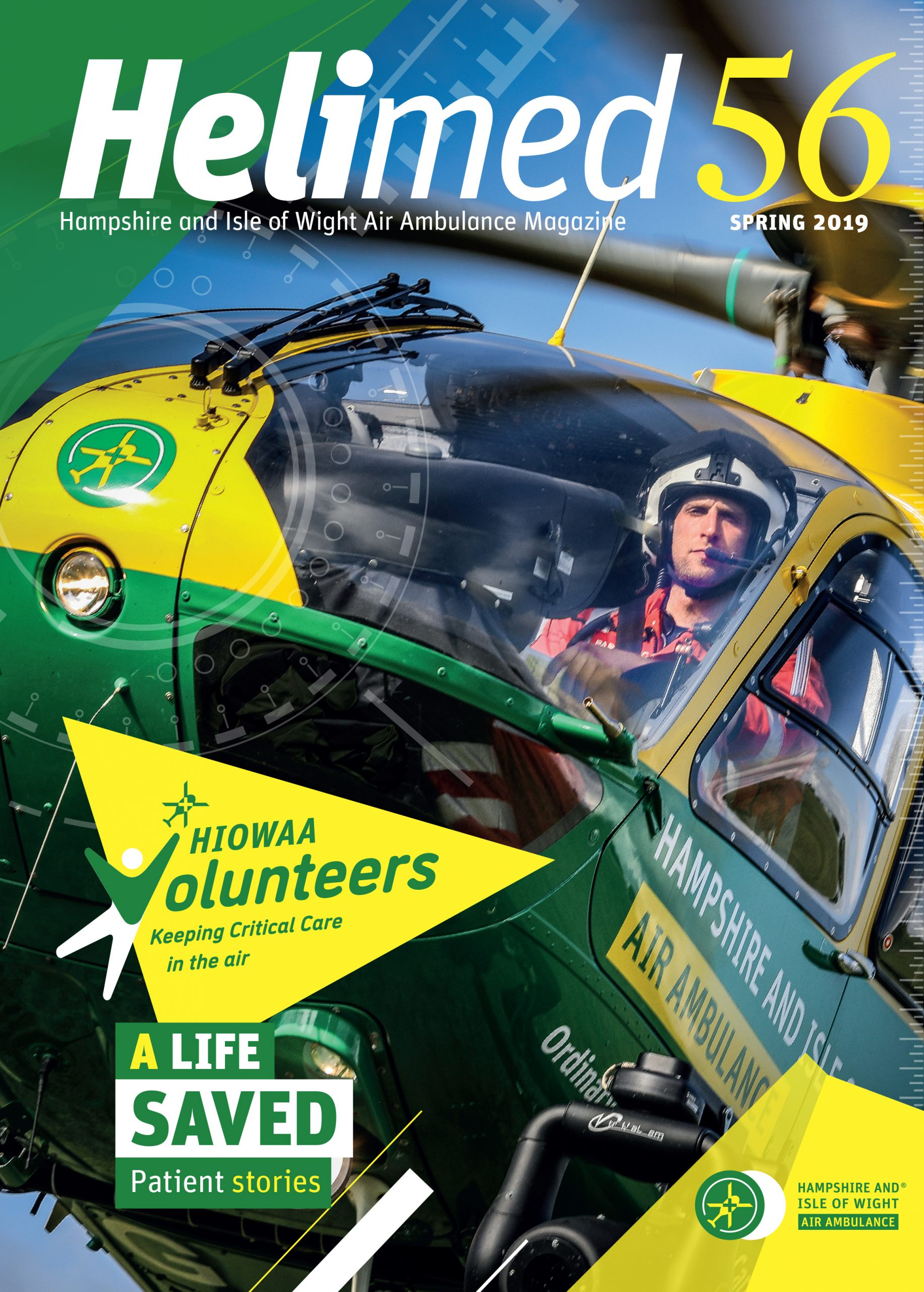 Helimed Spring 2019 cover