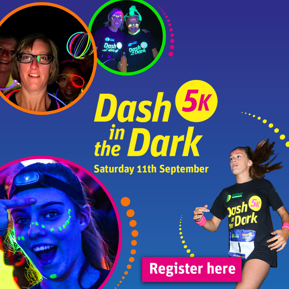 Dash in the Dark 2021