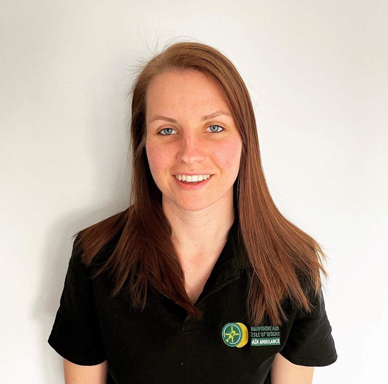 HEMS Paramedic, Katie Slater
